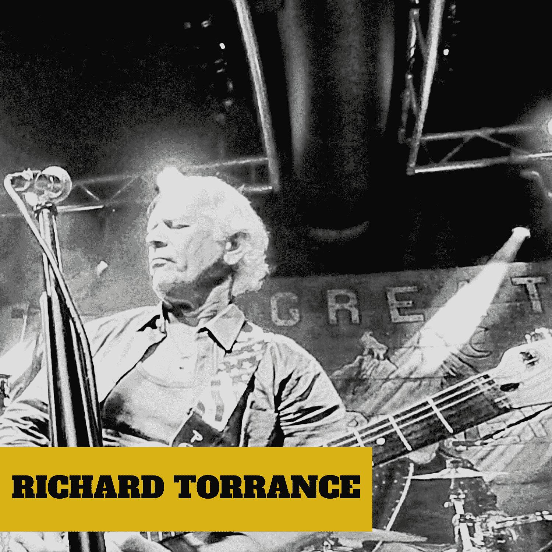 Richard Torrance of the band Jennifer Lyn & The Groove Revival